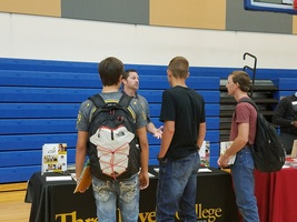 Alton High School Hosts College Fair