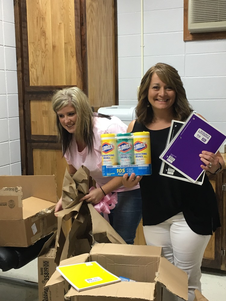 Style and Grace Donate Supplies to Alton Schools