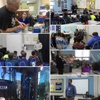Alton Elementary Career Day