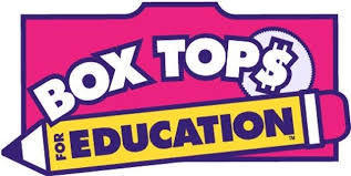 Please save Box Tops for our school.