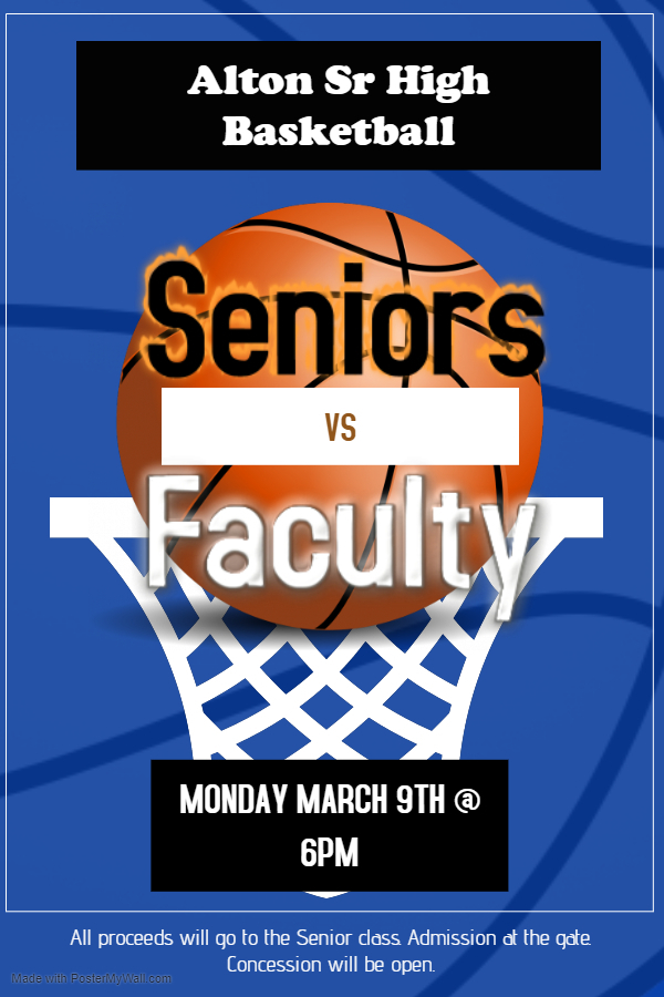 Seniors vs Faculty Game